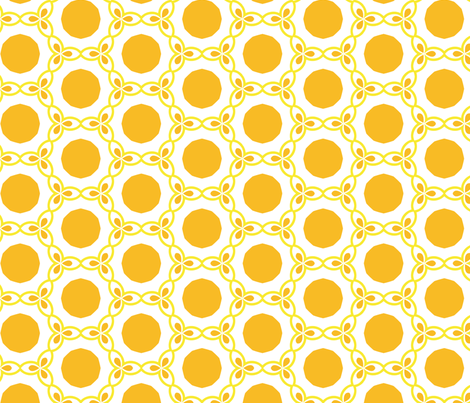 Ring Around fabric by edjeanette on Spoonflower - custom fabric