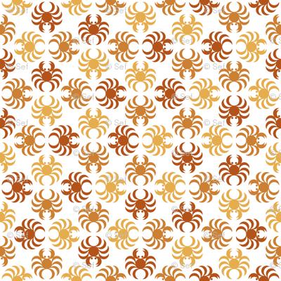 crab 4gX tail 3 : terracotta
