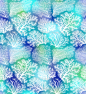 coral field