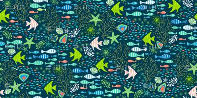 Bucket Fish
