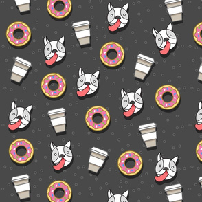 Coffee Donuts Dogs