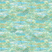 Ocean inspired background