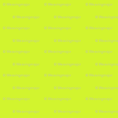 solid electric chartreuse green (D2F42E)