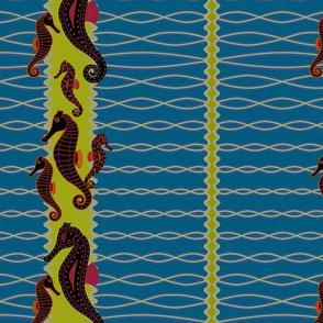 Seahorses & Standing Waves
