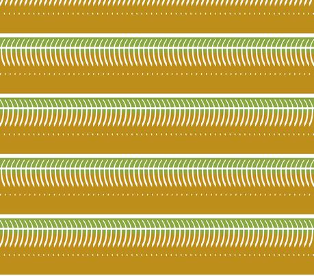 Fringe fabric by edjeanette on Spoonflower - custom fabric
