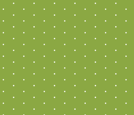 Simple Dots on Dots fabric by edjeanette on Spoonflower - custom fabric