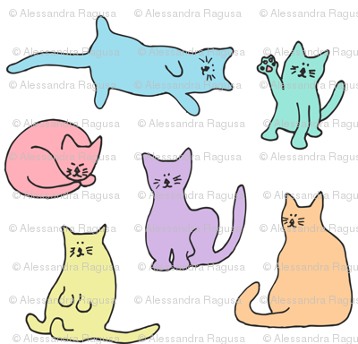 Pastel_cats_smaller_preview