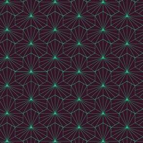 trischele-bordeaux-verde