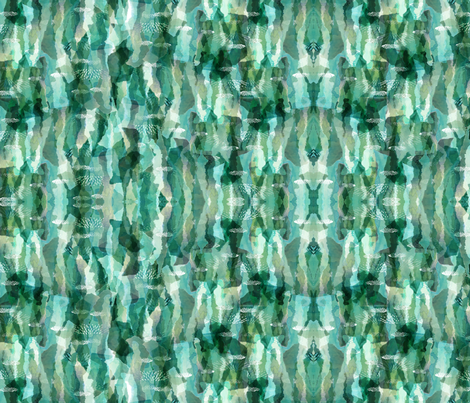Great Kelp Forest fabric by marzipress on Spoonflower - custom fabric