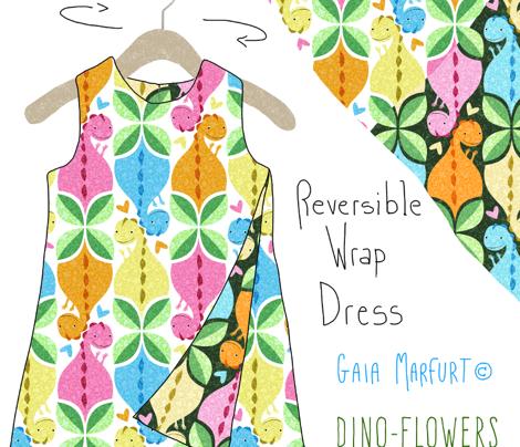dino-flowers