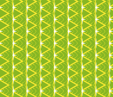 Peaks & Valleys fabric by edjeanette on Spoonflower - custom fabric