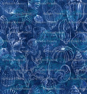How Blue Is My Ocean