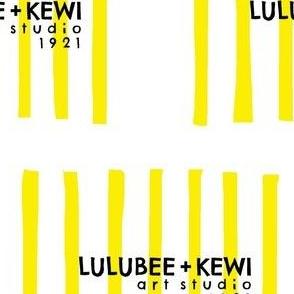 LuluBee & Kewi Art Studio Yellow