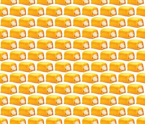 Twinkie fabric by kellygilleran on Spoonflower - custom fabric