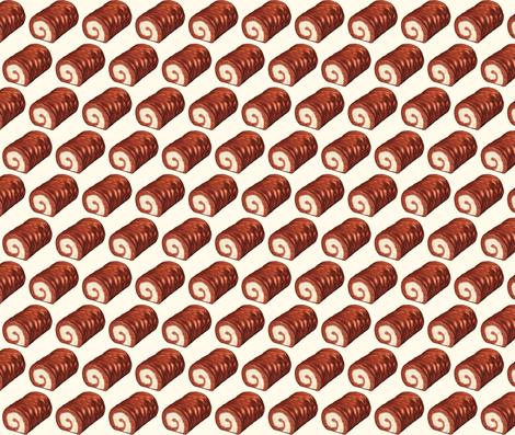 HoHos  fabric by kellygilleran on Spoonflower - custom fabric