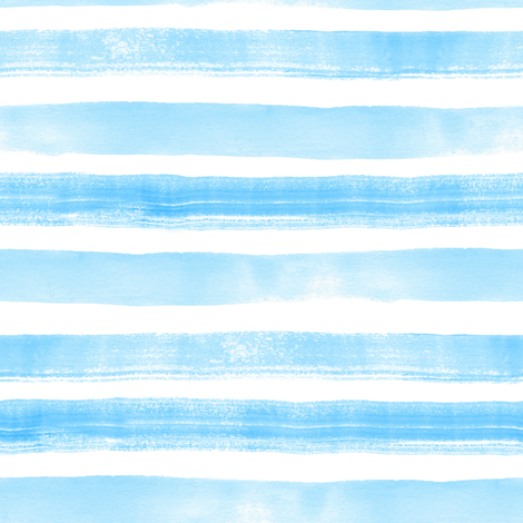 Ocean calmness fabric by gribanessa on Spoonflower - custom fabric