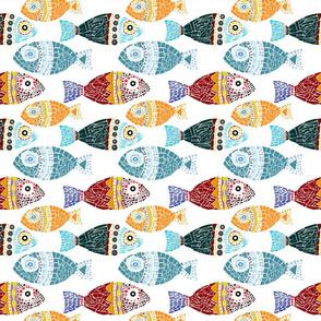 Venetian Fishes