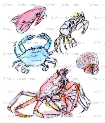Crab Medley
