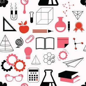 STEM - 8in (red)
