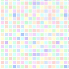 Pastel Squares 2