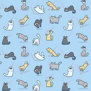 Cats vs Laserpointers