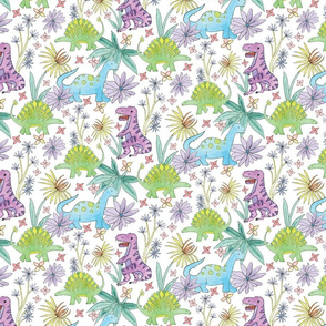 Dino Floral