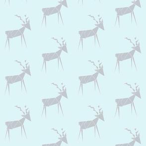 deer spot print
