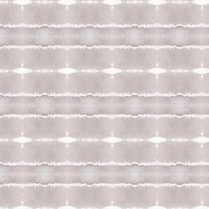 Watercolor Stripes in Grey