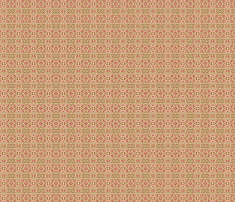 Old Fashioned Girl fabric by okierose on Spoonflower - custom fabric