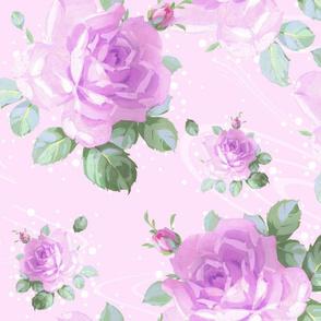 Bluma Floral clover