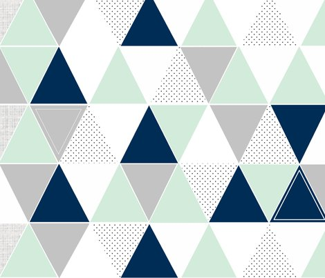Mint_navy_dot_triangles_shop_preview