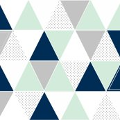 Mint_navy_dot_triangles_shop_thumb