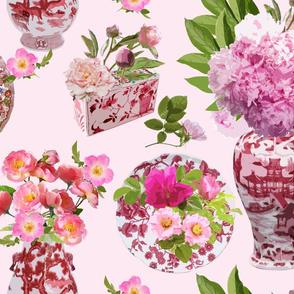 Empress Garden Chinoiserie Floral
