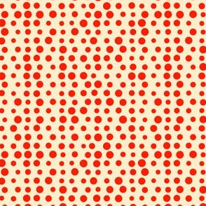 Sketchy Red Dots