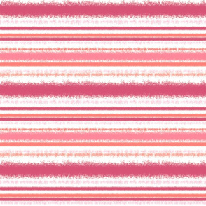 Watercolor Pink Stripes