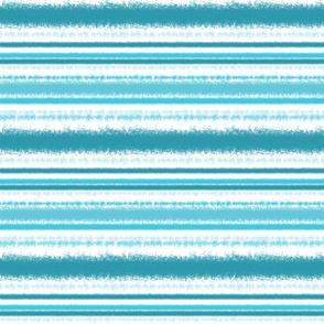 Watercolors Blue Stripes