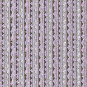 Distressed stripe