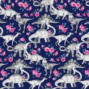 Rrdino_floral_on_navy_spoonflower_shop_thumb