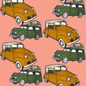 1939 - 1948 Crosley mini cars