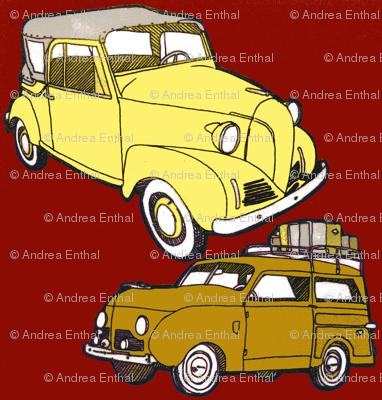 1939- 1948 Crosley mini cars