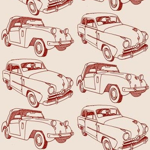 Nifty Fifties Crosley cute Crosley mini cars