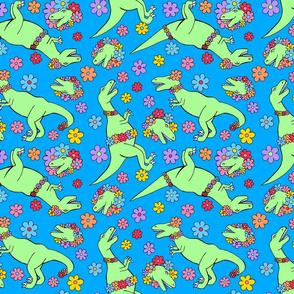 Tyrannoflorals Rex
