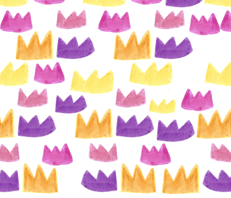 dilly dalian yas kween fabric by dillydalian on Spoonflower - custom fabric