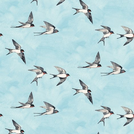 Rswallow_flight_blue_sky_base_small_spoonflower_shop_preview