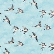 Rswallow_flight_blue_sky_base_small_spoonflower_shop_thumb