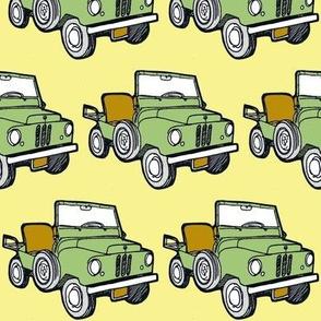 Nifty Fifties 1950-1952 Crosley Farm O Road mini truck