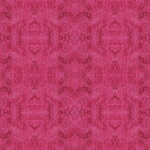Sponged Raspberry Blender Tonal