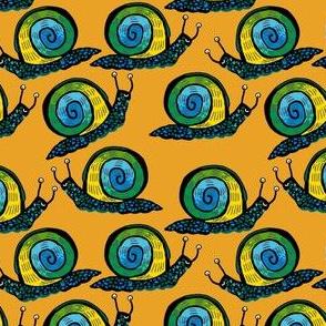 Snail [Trendy Ombre] in honey
