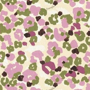 Flower  Camouflage -pink-