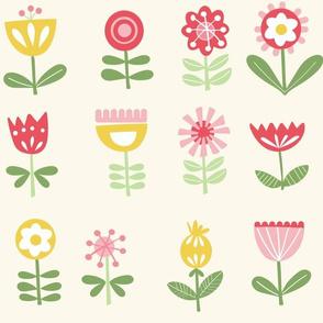 Scandi Flowers